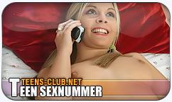 Sexnummer von jungen Teens